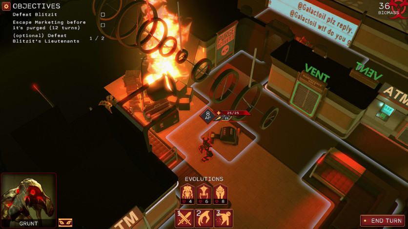 Screenshot 4 - Attack Of The Earthlings
