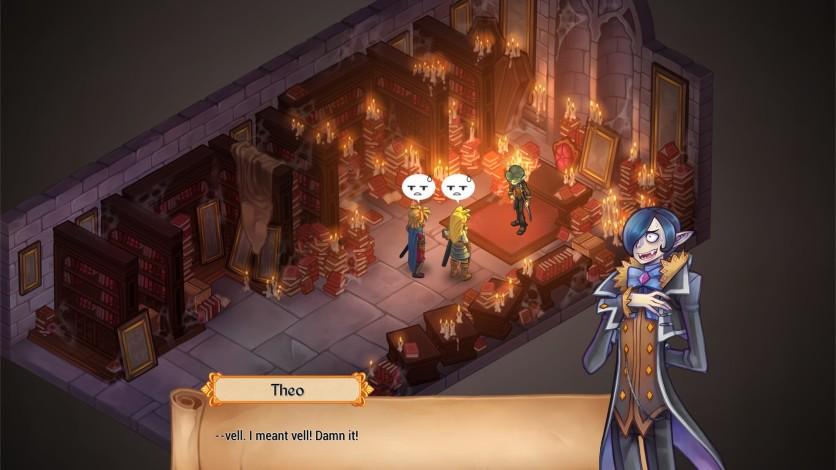 Screenshot 4 - Regalia: Of Men and Monarchs