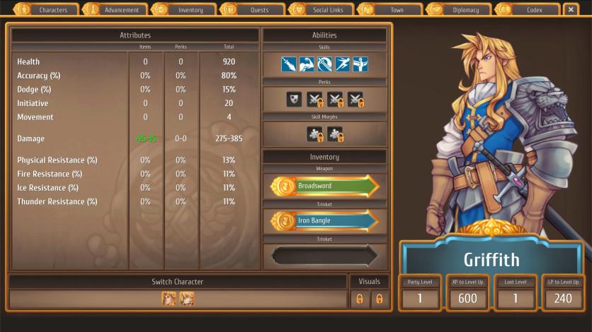 Screenshot 6 - Regalia: Of Men and Monarchs