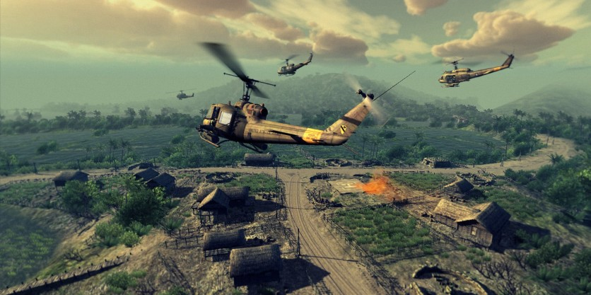 Screenshot 8 - Heliborne