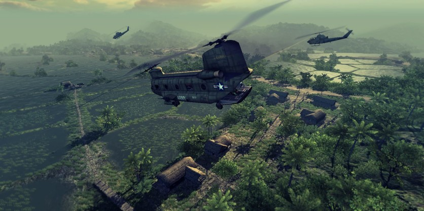 Screenshot 7 - Heliborne