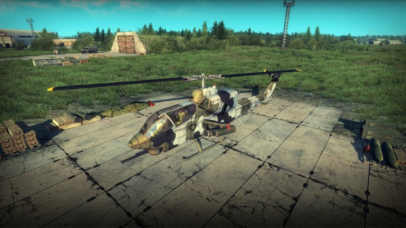 Screenshot 3 - Heliborne