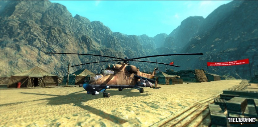 Screenshot 11 - Heliborne