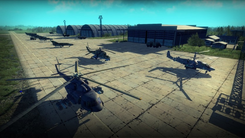 Screenshot 5 - Heliborne