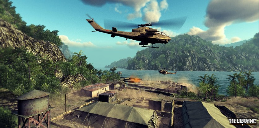 Screenshot 10 - Heliborne
