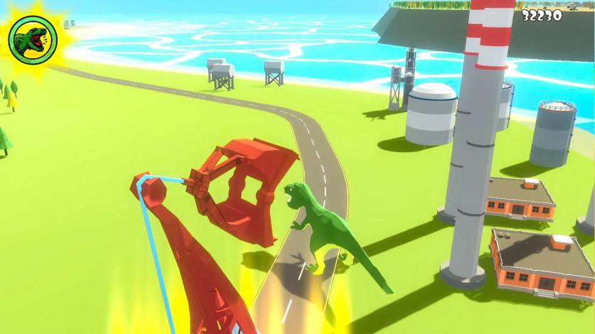 Screenshot 4 - Roarr! The Adventures of Rampage Rex