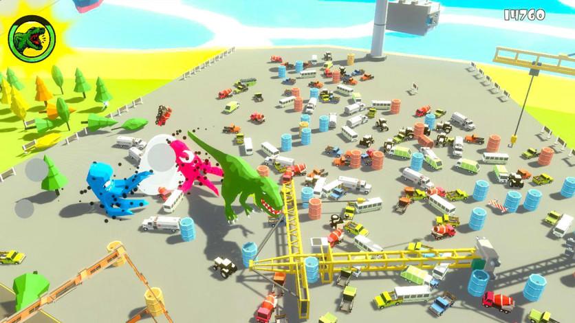 Screenshot 6 - Roarr! The Adventures of Rampage Rex