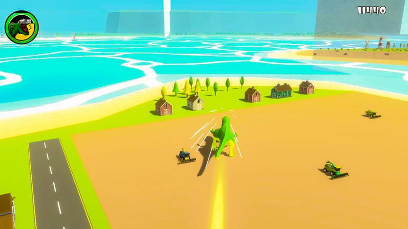 Screenshot 5 - Roarr! The Adventures of Rampage Rex