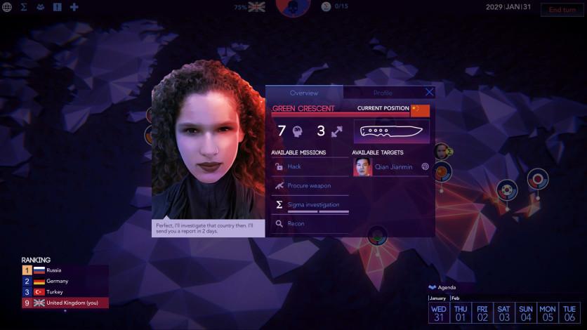 Screenshot 7 - Sigma Theory: Global Cold War