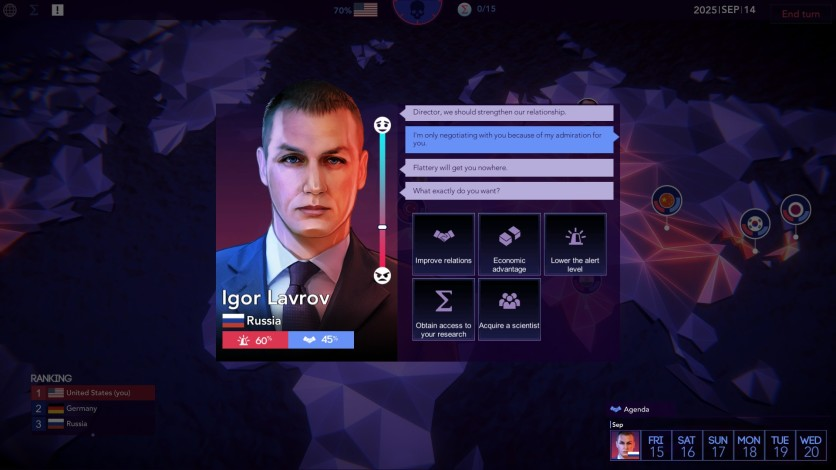 Screenshot 9 - Sigma Theory: Global Cold War