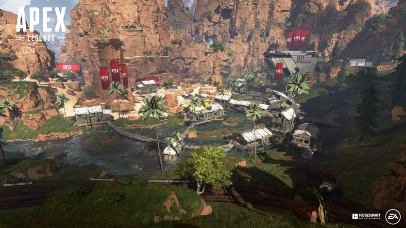 Screenshot 9 - APEX Legends