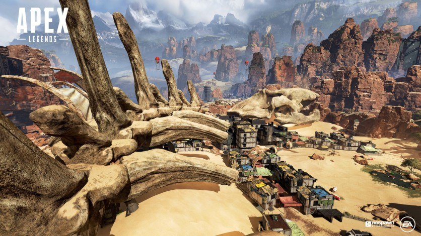 Screenshot 4 - APEX Legends