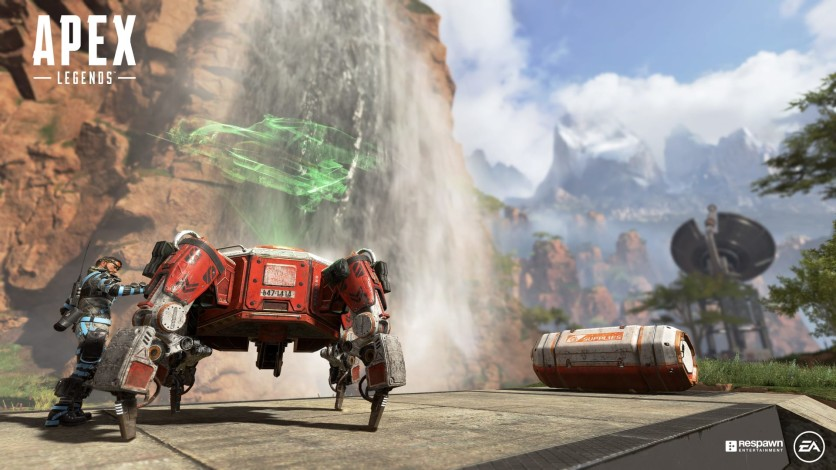 Screenshot 2 - APEX Legends