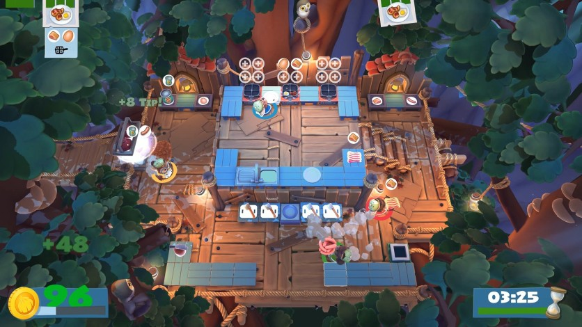 Screenshot 1 - Overcooked! 2 - Seasoning Pass