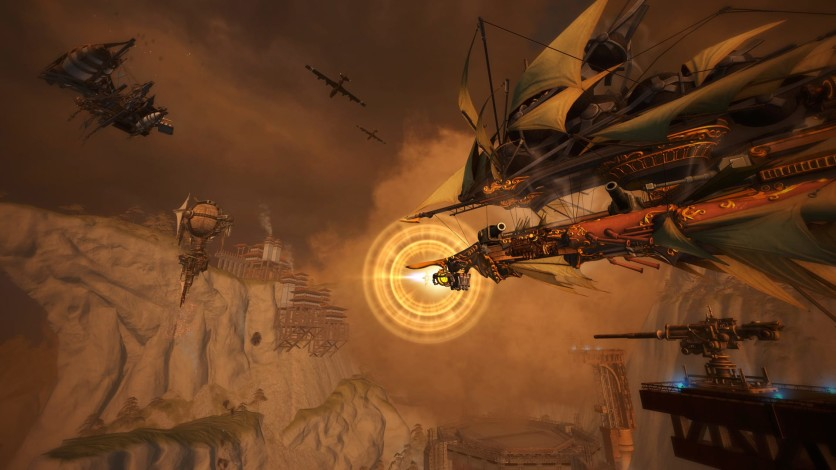 Screenshot 9 - Guns of Icarus Alliance