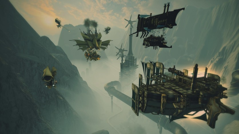 Screenshot 4 - Guns of Icarus Alliance