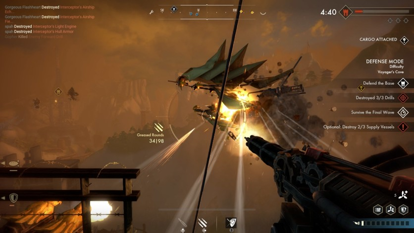 Screenshot 8 - Guns of Icarus Alliance