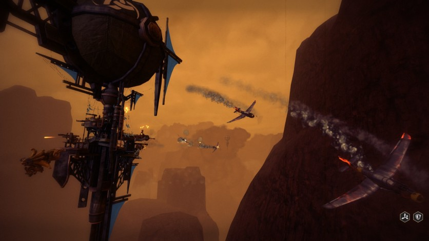 Screenshot 2 - Guns of Icarus Alliance