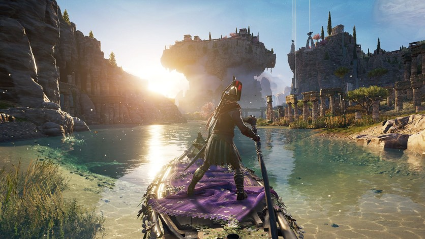 Screenshot 7 - Assassin's Creed Odyssey - The Fate of Atlantis
