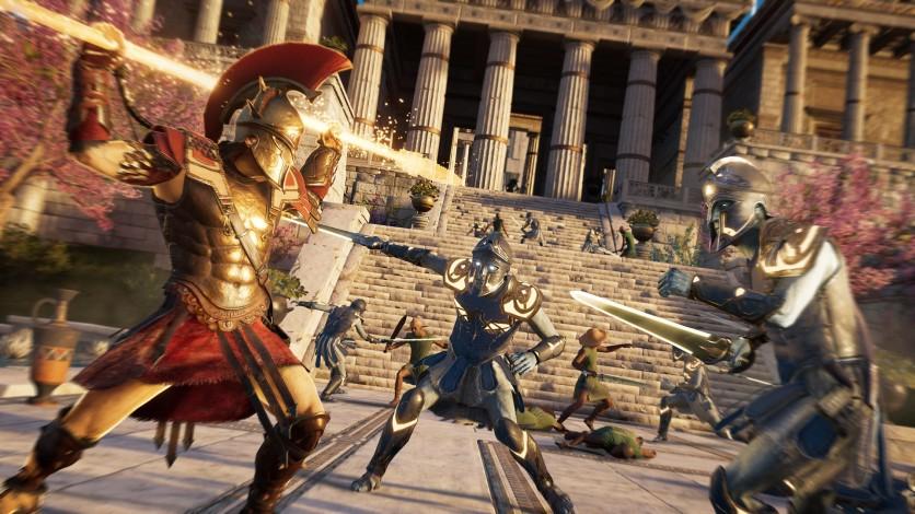 Screenshot 6 - Assassin's Creed Odyssey - The Fate of Atlantis