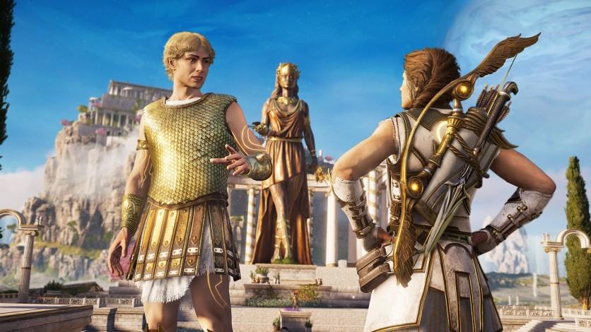 Screenshot 4 - Assassin's Creed Odyssey - The Fate of Atlantis