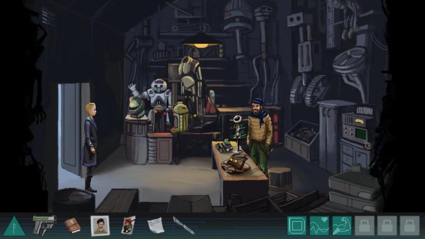Screenshot 2 - Whispers of a Machine