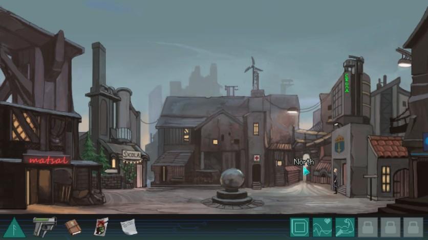 Screenshot 5 - Whispers of a Machine