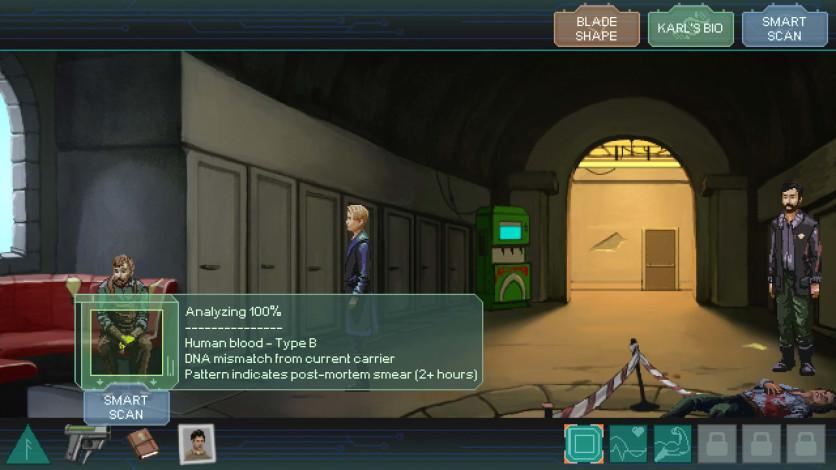 Screenshot 3 - Whispers of a Machine