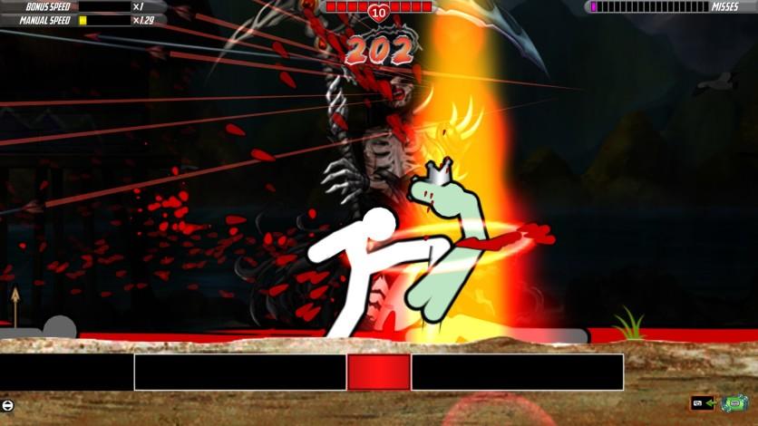 Screenshot 8 - One Finger Death Punch 2