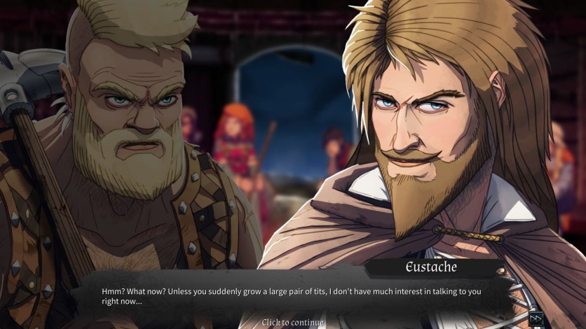 Screenshot 2 - Dead in Vinland - Norse Side Stories