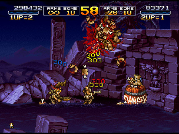 Screenshot 4 - Metal Slug 2