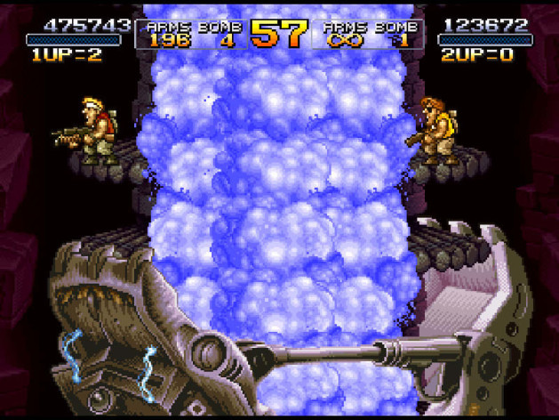 Screenshot 5 - Metal Slug 2