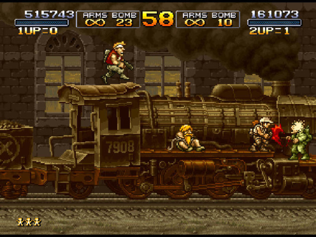 Screenshot 6 - Metal Slug 2