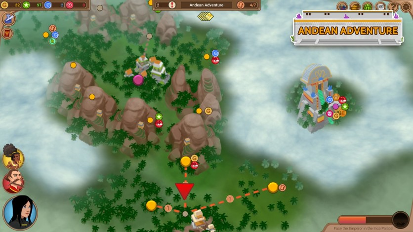 Screenshot 9 - Renowned Explorers - More To Explore
