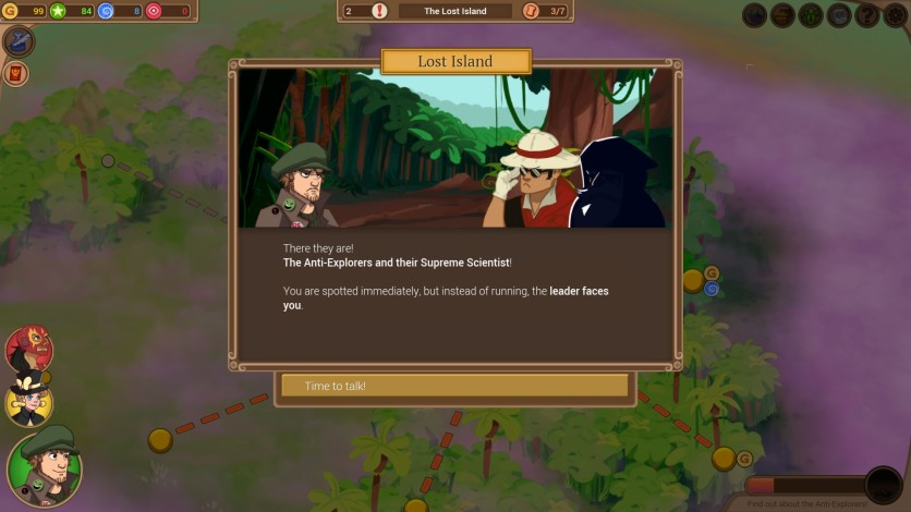Screenshot 2 - Renowned Explorers - More To Explore