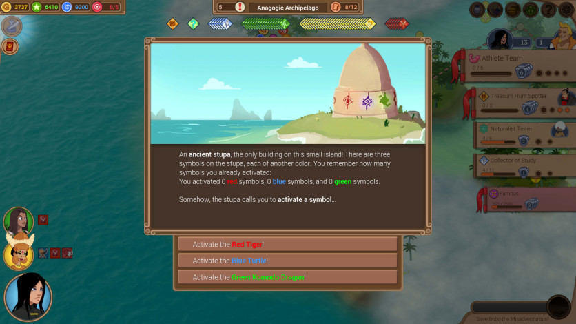 Screenshot 3 - Renowned Explorers - The Emperor's Challenge