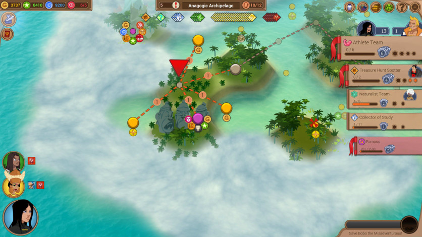 Screenshot 10 - Renowned Explorers - The Emperor's Challenge