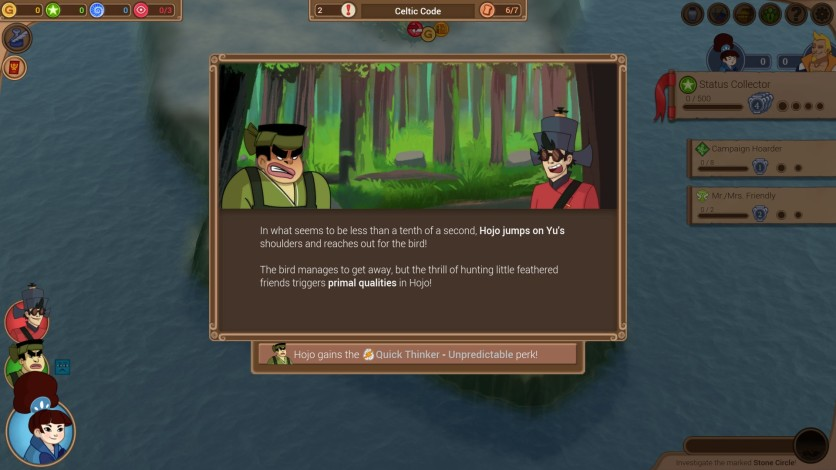 Screenshot 8 - Renowned Explorers - The Emperor's Challenge