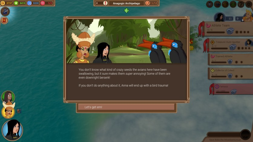 Screenshot 5 - Renowned Explorers - The Emperor's Challenge