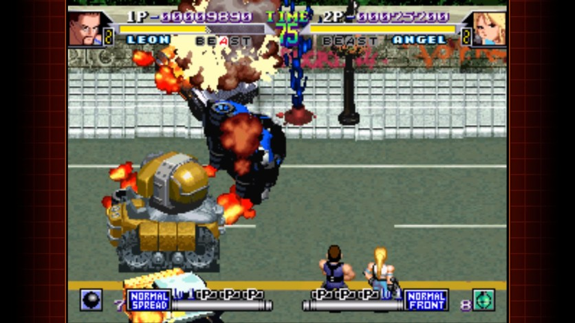 Screenshot 10 - Shock Troopers 2nd Squad