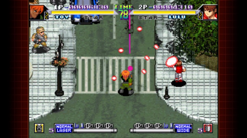 Screenshot 8 - Shock Troopers 2nd Squad