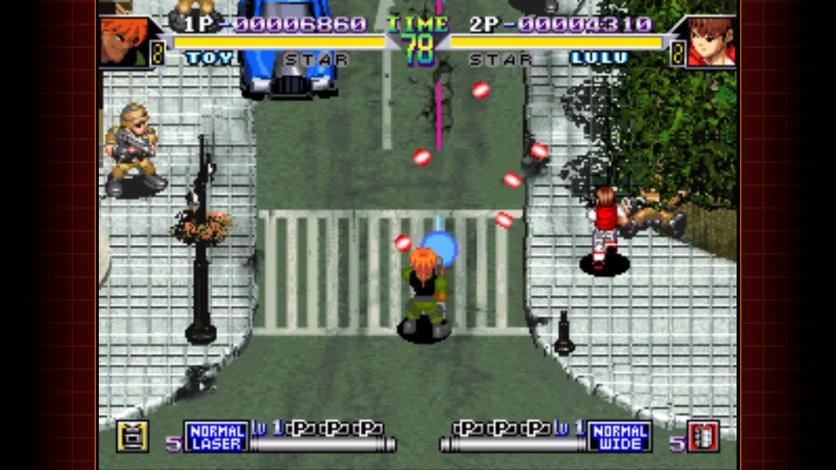 Screenshot 5 - Shock Troopers 2nd Squad