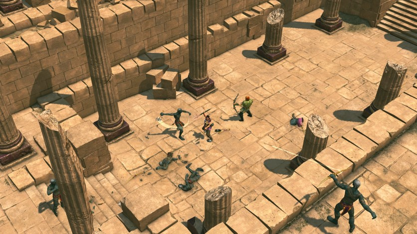 Screenshot 10 - Titan Quest: Atlantis