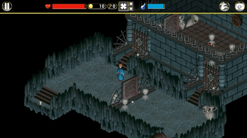 Screenshot 3 - Little Big Adventure - Enhanced Edition