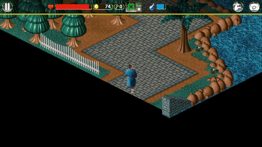 Screenshot 1 - Little Big Adventure - Enhanced Edition