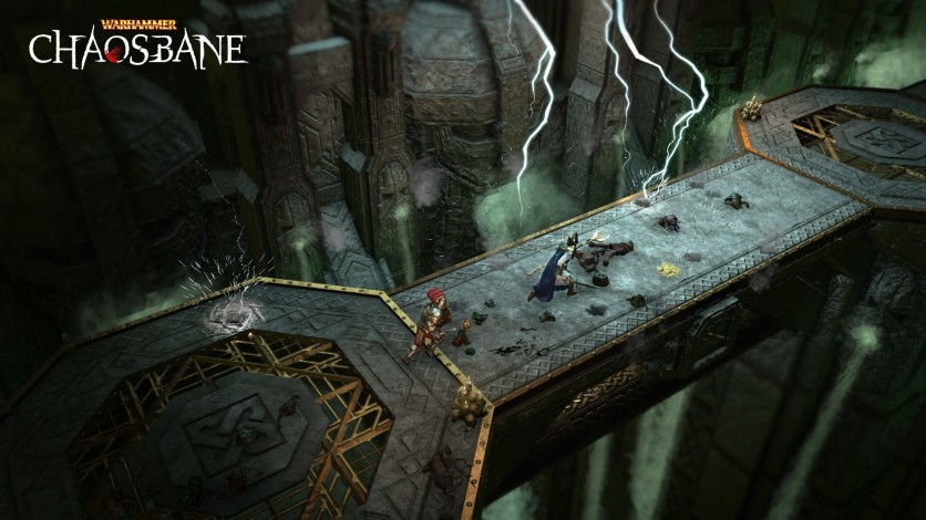 Screenshot 4 - Warhammer: Chaosbane