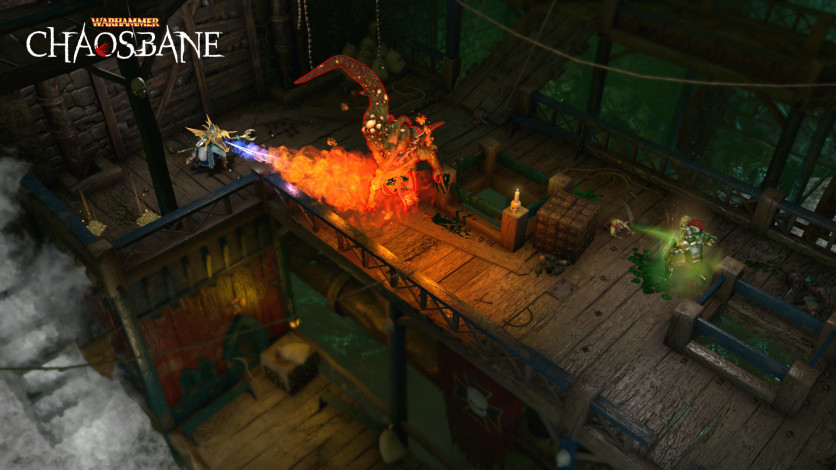 Screenshot 3 - Warhammer: Chaosbane