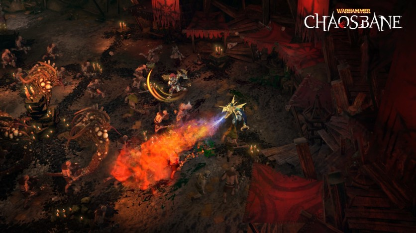 Screenshot 5 - Warhammer: Chaosbane