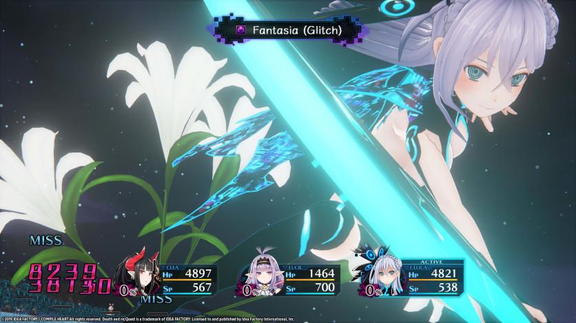 Screenshot 2 - Death End re;Quest