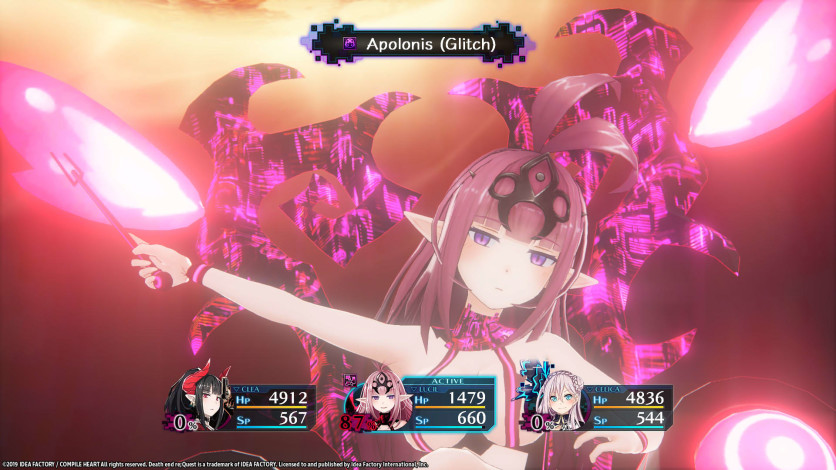 Screenshot 4 - Death End re;Quest